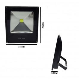REFLETOR HOLOFOTE LED COB       50W 6500K(BRANCO FRIO)BIVOLT C/10PÇS