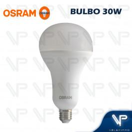 LÂMPADA LED BULBO OSRAM 30W 6500K(BRANCO FRIO)E27 BIVOLT ALTA POTENCIA