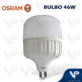 LÂMPADA LED BULBO OSRAM 46W 6500K(BRANCO FRIO)E27 BIVOLT ALTA POTENCIA