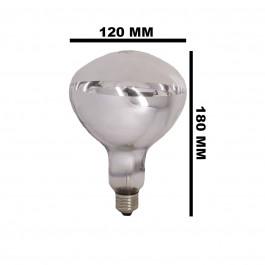 Lâmpada de Secagem Infravermelho PAR38 250W 220v E27