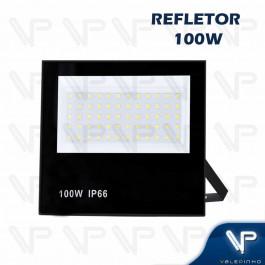 REFLETOR HOLOFOTE LED SMD   100W 6500K(BRANCO FRIO)BIVOLT IP66