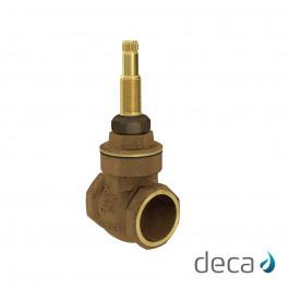 "BASE PARA REGISTRO GAVETA DECA 1.1/4"" (DN 32mm) 4509402"
