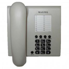 TELEFONE  KXT-608 C/ FIO ANATEL BRANCO