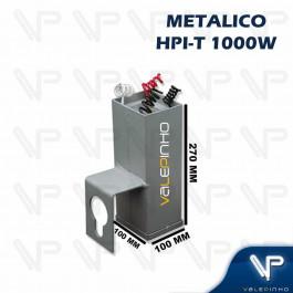REATOR PARA LÂMPADA VAPOR SÓDIO/METÁLICO 1000W 220V(USO EXTERNO)