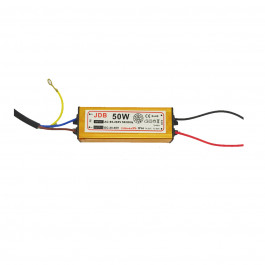 DRIVER P/ REFLETOR LED MAX BIVOLT 50W 85a265V