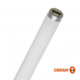 LÂMPADAFLUORESCENTE TUBULAR T10 OSRAM 20W 5250K(BRANCA LUZ DO DIA)G13 LDE