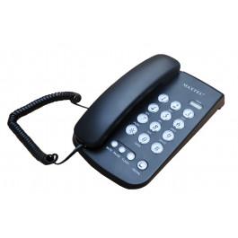 TELEFONE  MT-3014 C/ FIO ANATEL PRETO