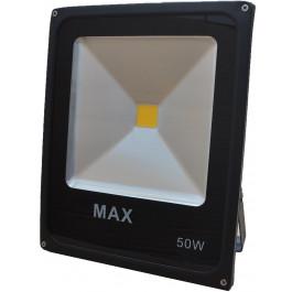 REFLETOR HOLOFOTE LED COB   50W 6500K(BRANCO FRIO)BIVOLT