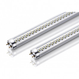 LÂMPADA LED TUBULAR HO T8 240CM 36W 6500K(BRANCO FRIO)G13 BIVOLT TRANSPARENTE